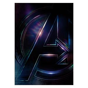 Avengers. Размер: 50 х 70 см